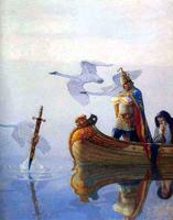 Легенда о короле Артура и Владычице озера