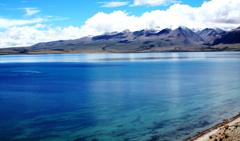 Священное озеро Манасаровар (Тибет)