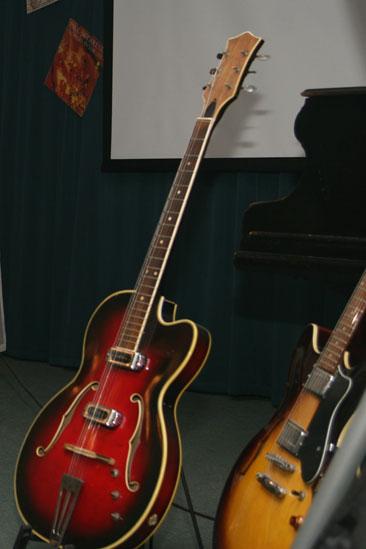 Курсы гитары в Москве в