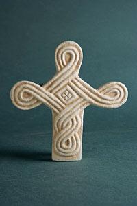 Крест-плетенка