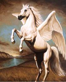 Пегас — крылатый конь