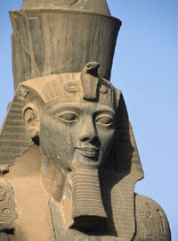 Фараоны великие владыки египта