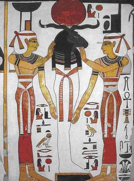 Древний Египет - Символика богов