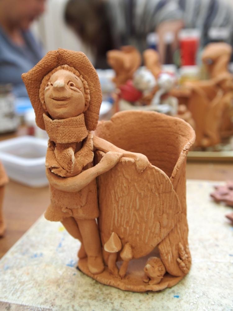 Курсы по декоративной керамике в