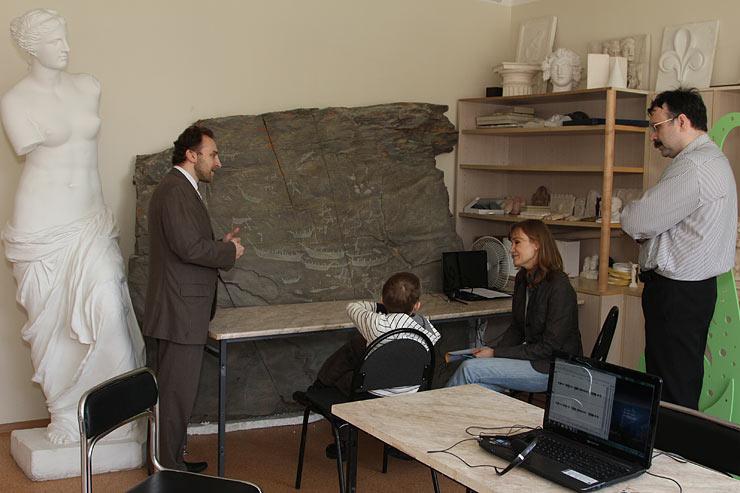 Творческая лаборатория «Один день в Древней Греции»