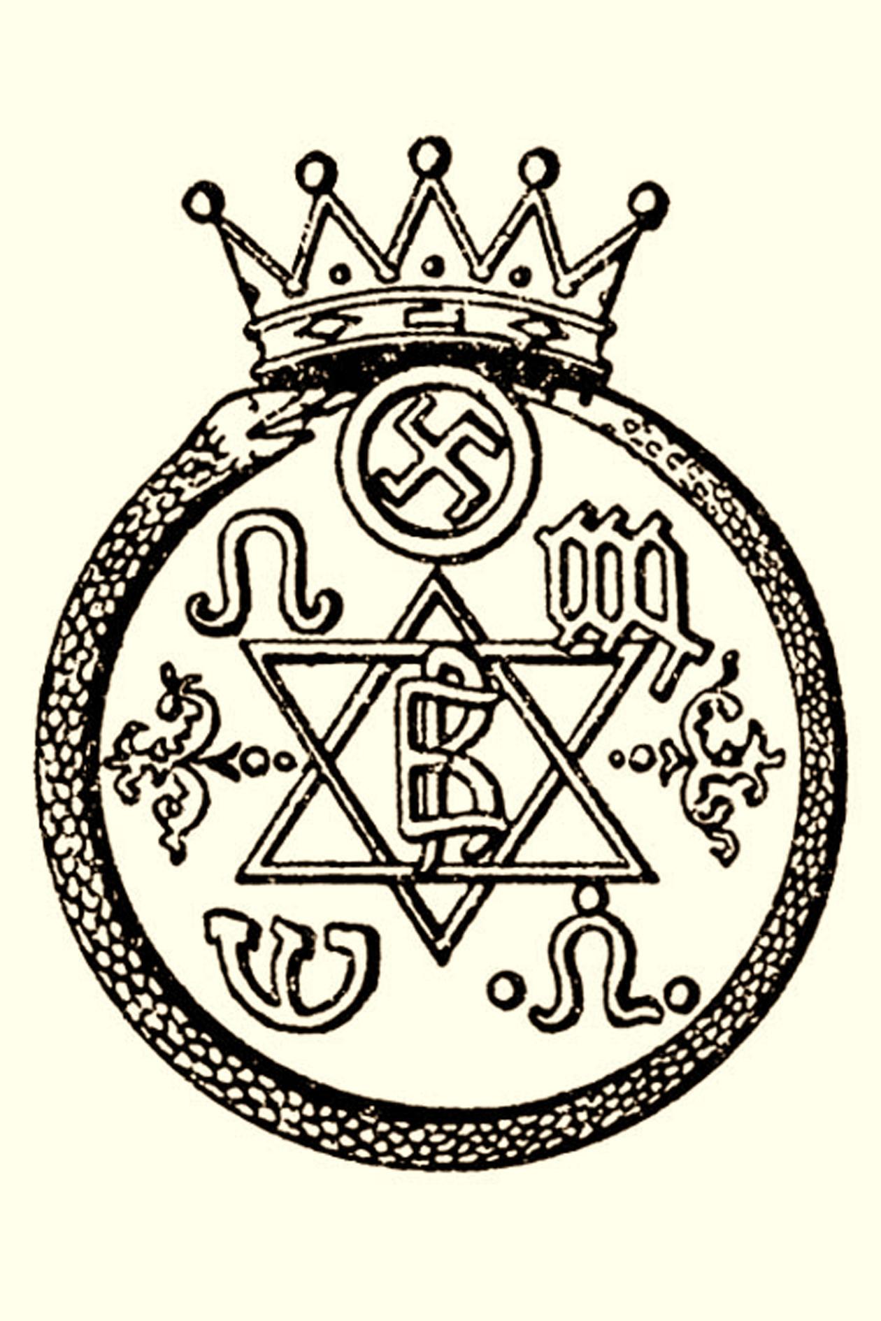 Символ правды в тату
