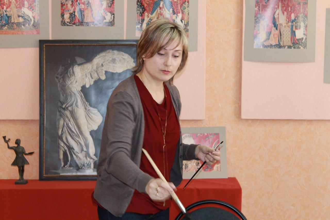 Мастер класс художника екатеринбург