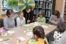 Занятие для детей и родителей в скульптурной мастерской «Нового Акрополя».