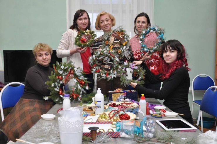 Рождественский фестиваль в Ижевске