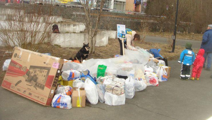 Бумага не мусор