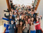 Наша поездка в детский дом-интернат в Богучаре.