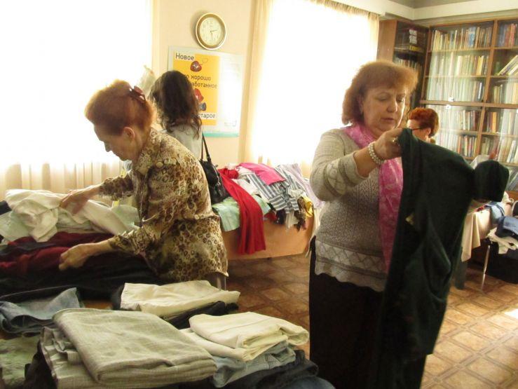 Второй акропольский фримаркет в Калининграде
