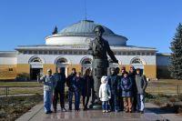 Поездка на конезавод в Воронежской области.