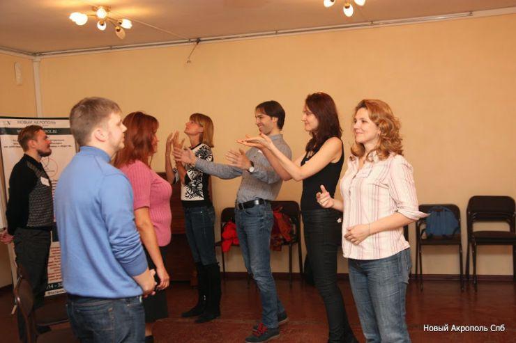 Практический семинар Открой самого себя